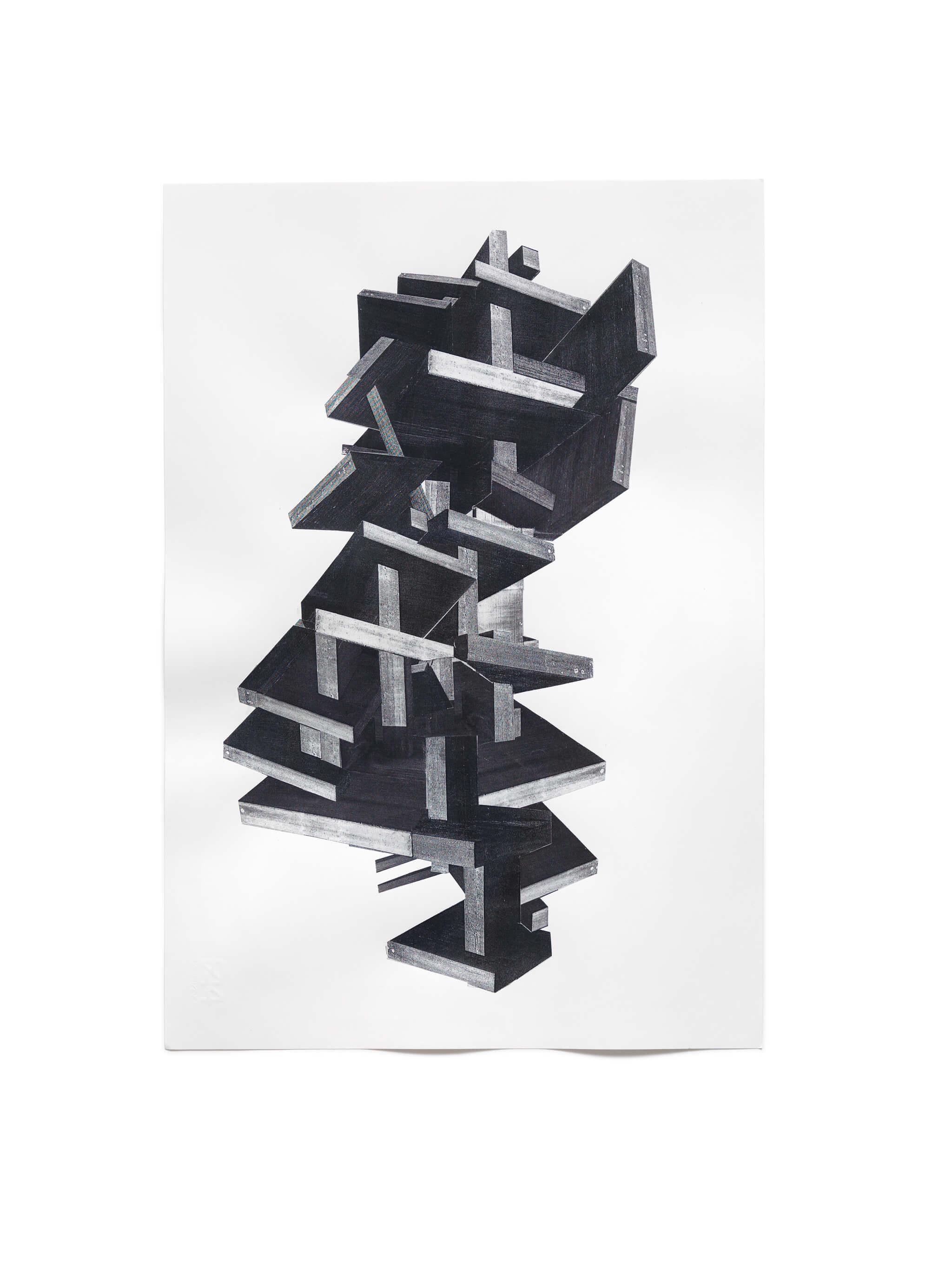 73_Frauke-Dannert_Collage_Papiercollage_Ohne-Titel_Untitled_2013