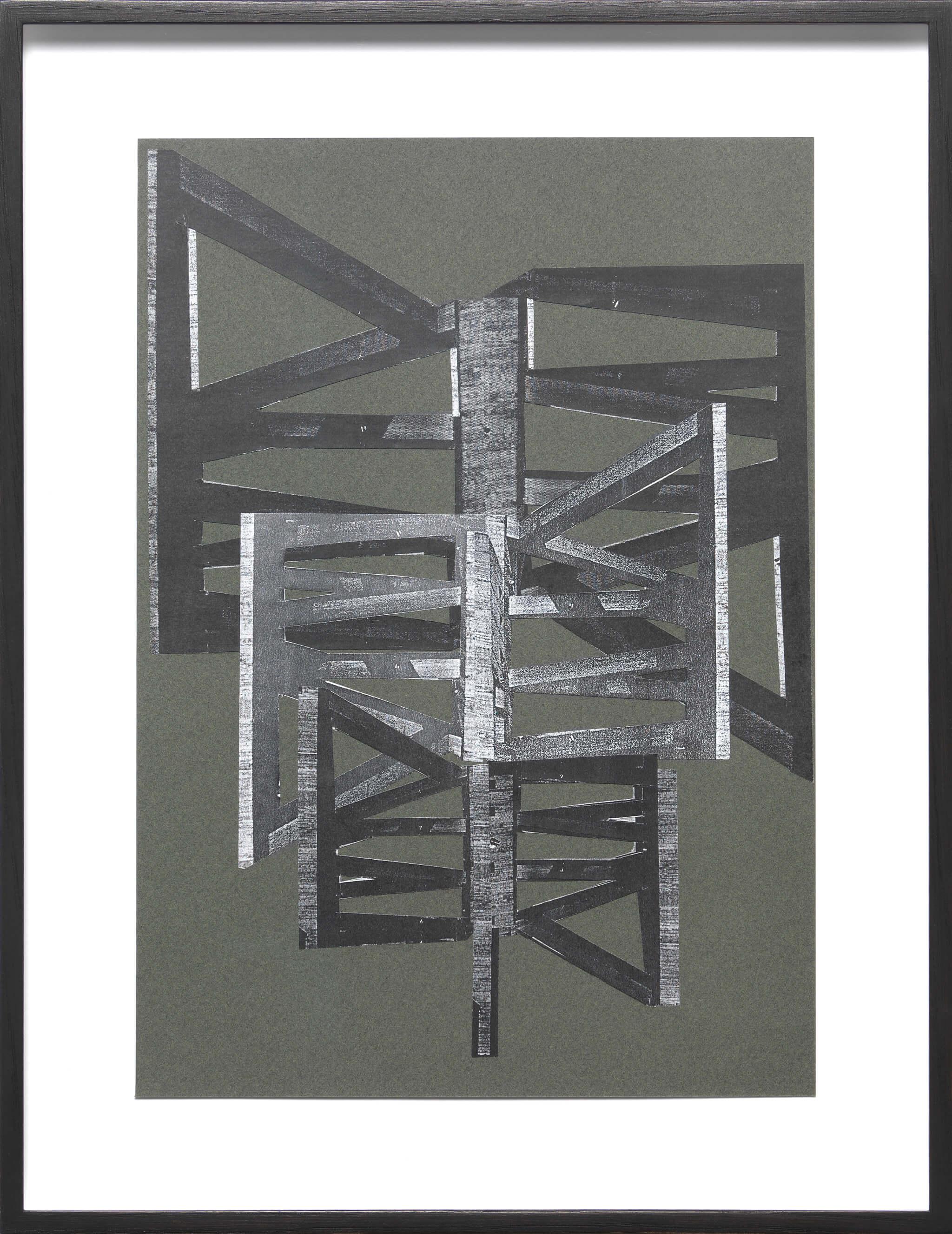 85_Frauke-Dannert_Collage_Papiercollage_Propeller_2015