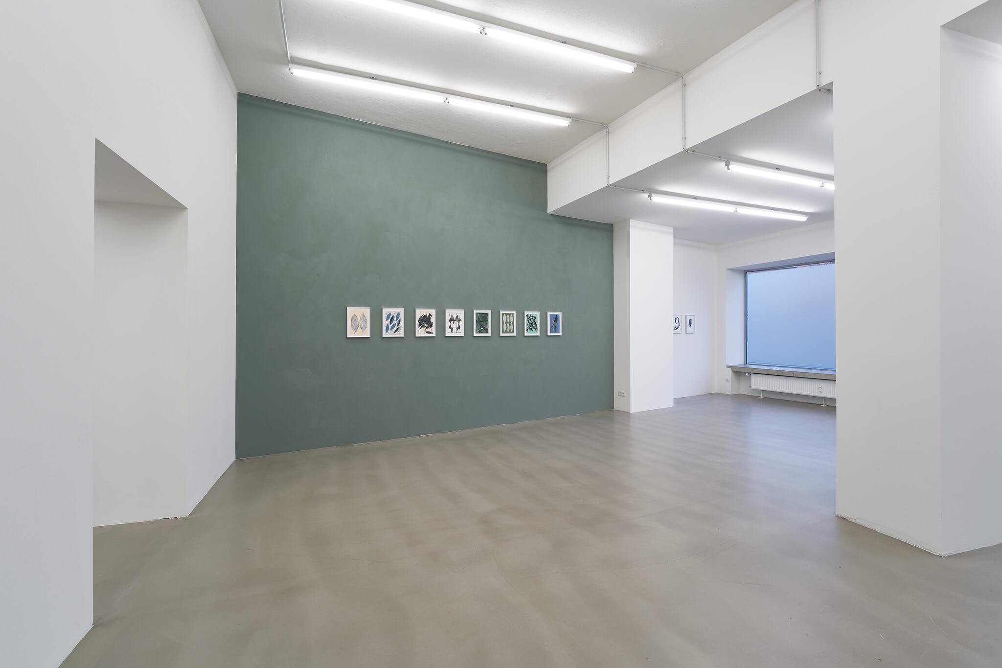 109_Frauke-Dannert_Collage_Ausstellung_Wandmalerei_botanicals_Rupert-Pfab-Düsseldorf_-2017