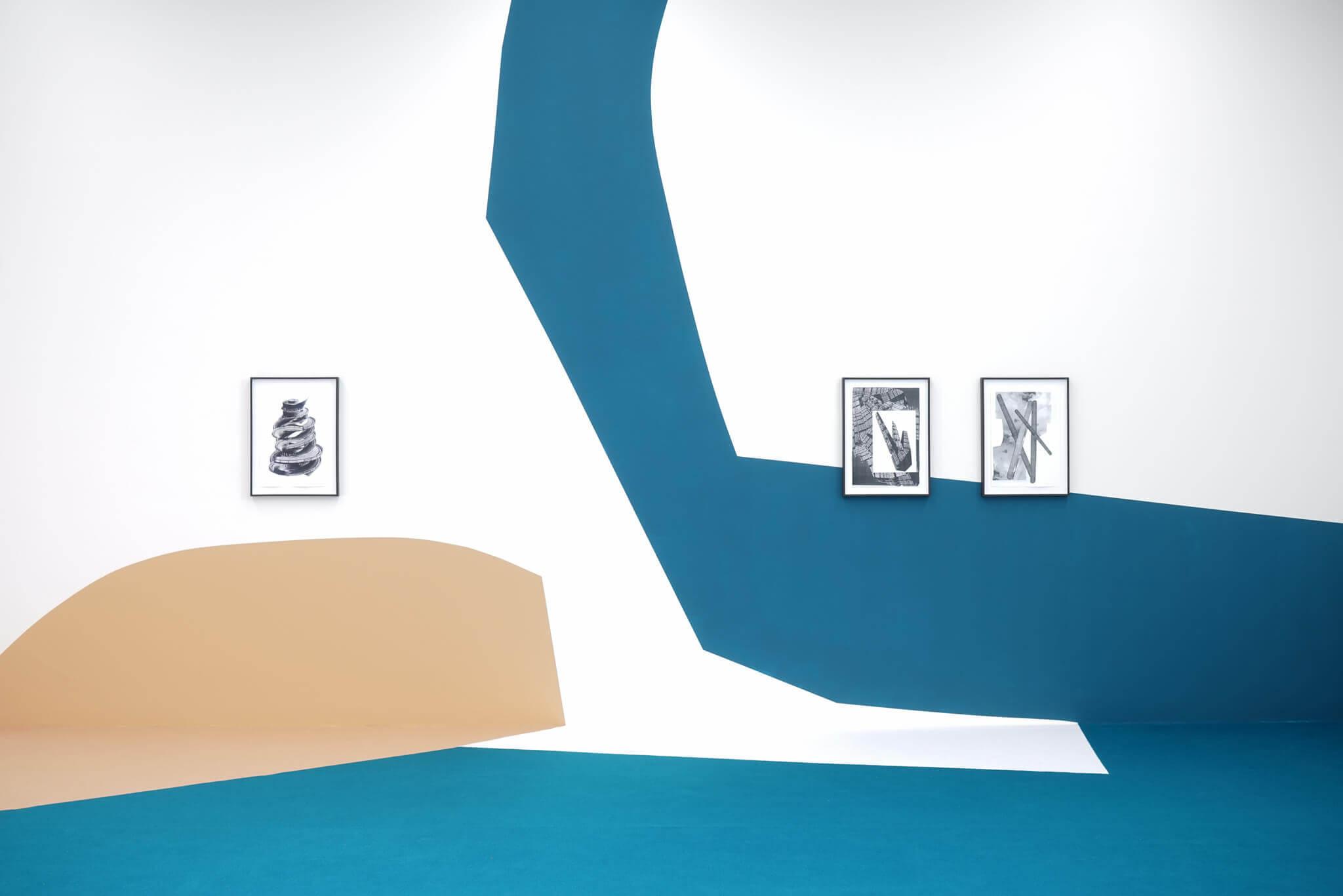 3_Frauke_Dannert_Collage_Wandmalerei