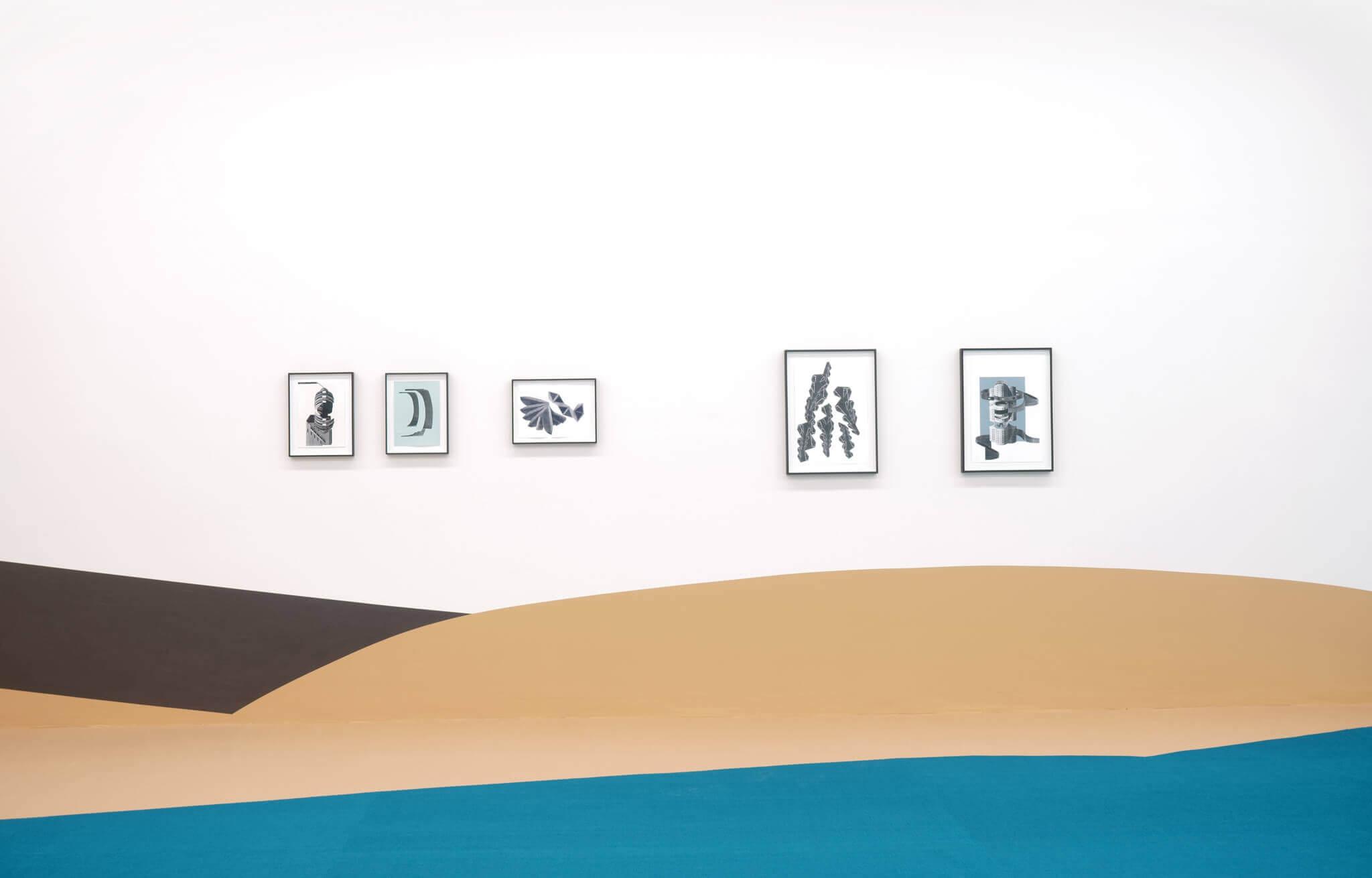 4_Frauke_Dannert_Collage_Wandmalerei