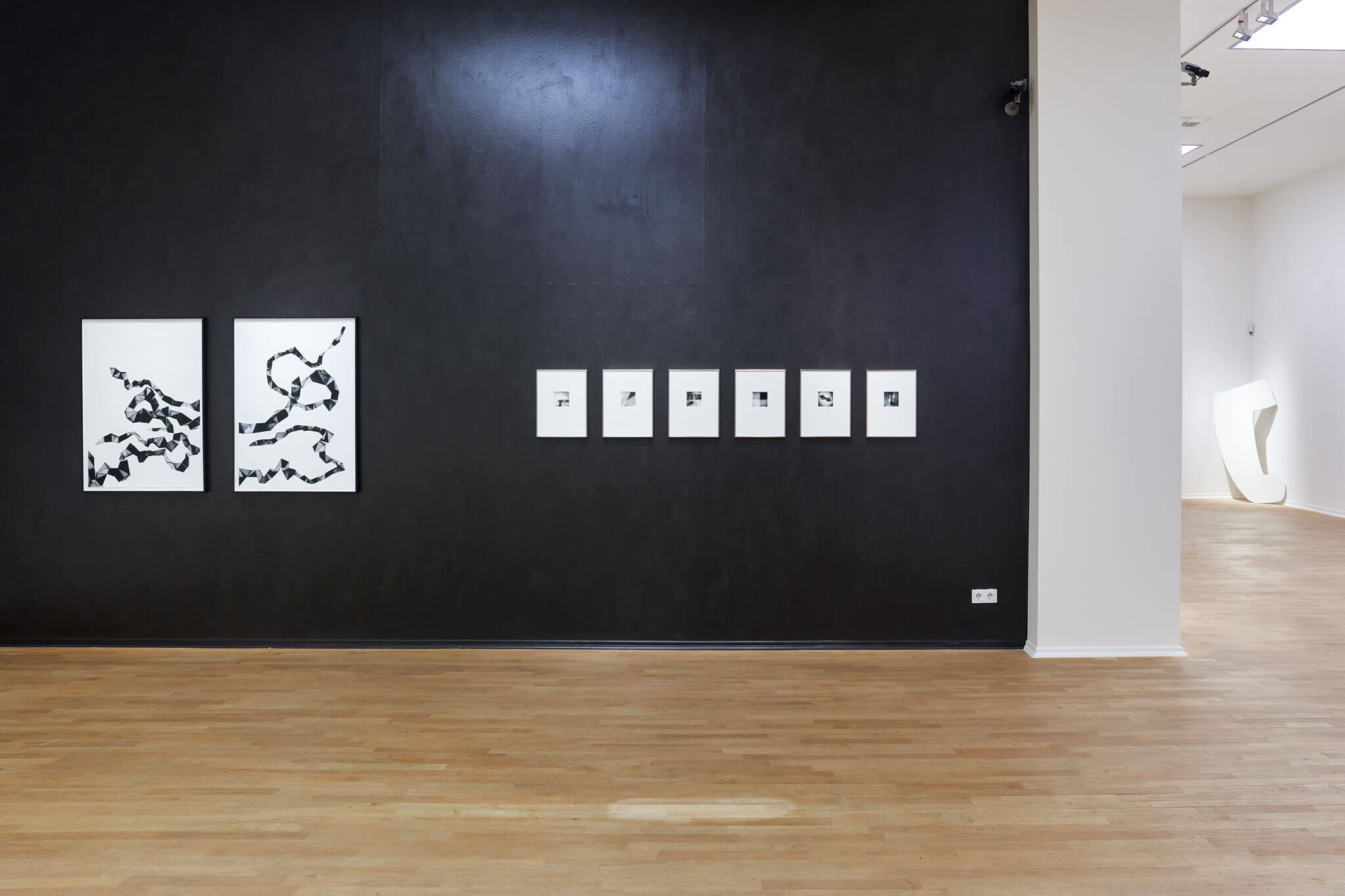 07_Frauke Dannert_Collage_Installation_Museum Kunstpalast_2016